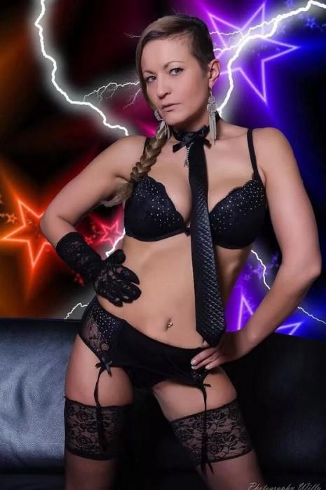 Stripster Natasja