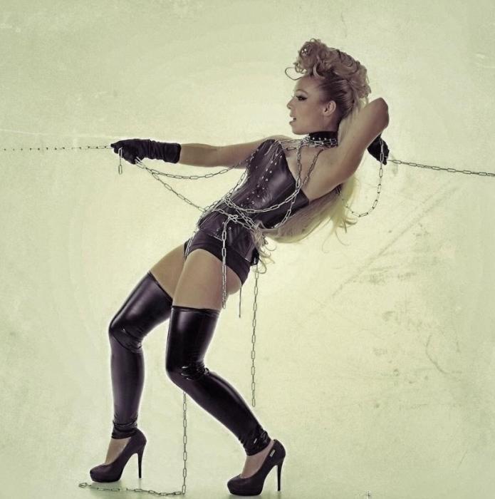 Dancer Alicia